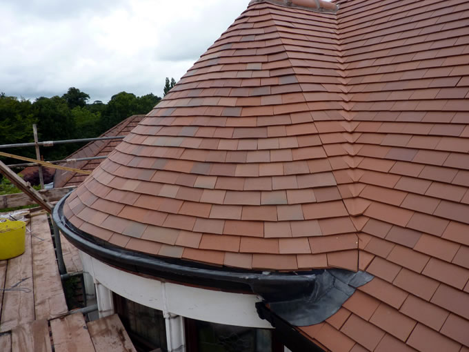 Tiling Slating Tiling Traditional Roofing Services