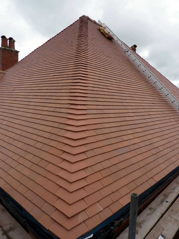 Tiling Slating Tiling Traditional Roofing Services