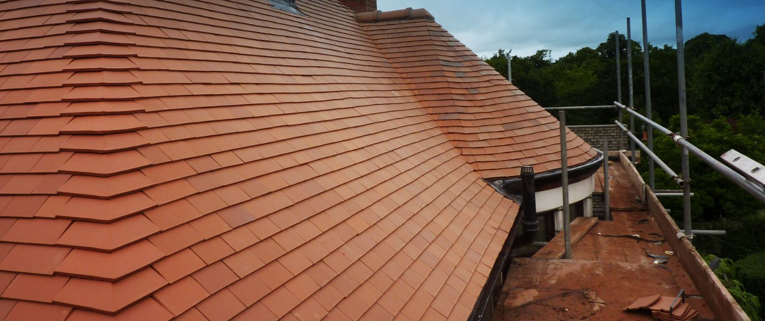 Slating Tiling Traditional Roofing Services English